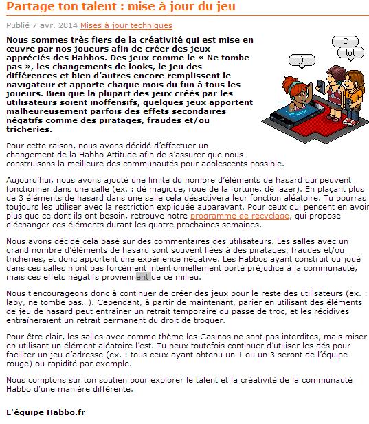 Habbo, restriction pour les jeux de hasard Captu315