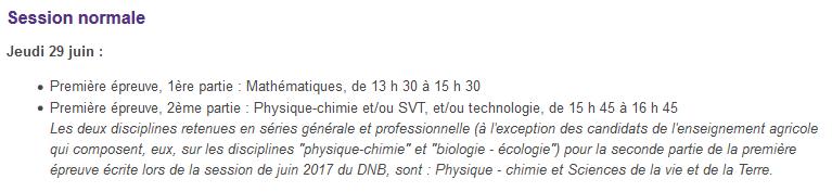 DNB sciences métropole 2017 : couplage svt physique  - Page 2 Captur11