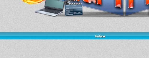 barra di navigazione sotto al logo Scritt10