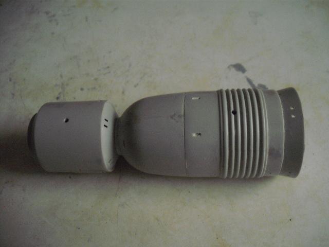 Chinese Spaceship von Trumpeter in 1:72. Baubericht. Dscf2910