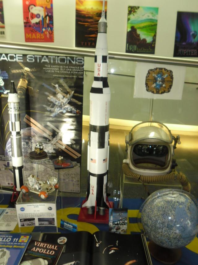 Saturn V in 1:96. Renovierung und Umbau zum Skylabträger. Teil 1 Sam_3210