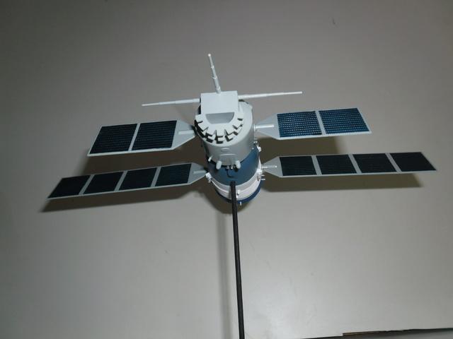 Chinese Spaceship von Trumpeter in 1:72. Baubericht. Sam_3520