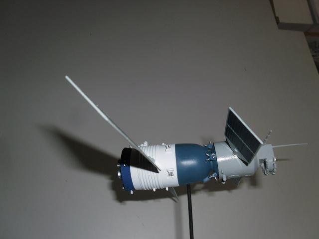 Chinese Spaceship von Trumpeter in 1:72. Baubericht. Sam_3528