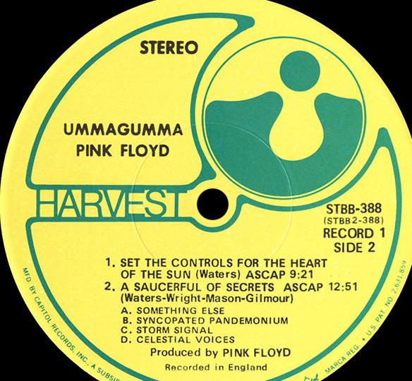 1968 - A SAUCERFUL OF SECRETS [PINK FLOYD] [Album STUDIO]   Ug1210