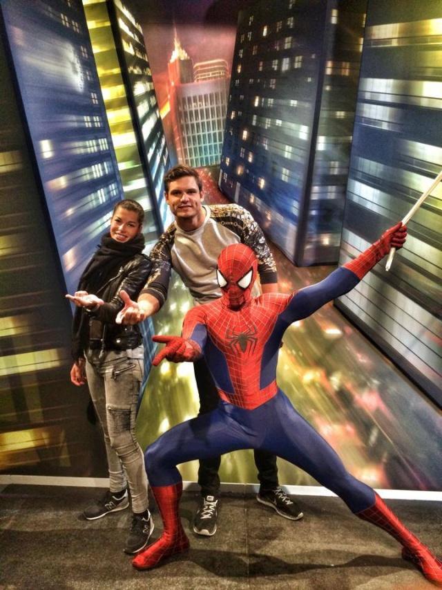 Rendez-Vous avec Spider-Man [Backlot - 2014] - Page 10 10250111