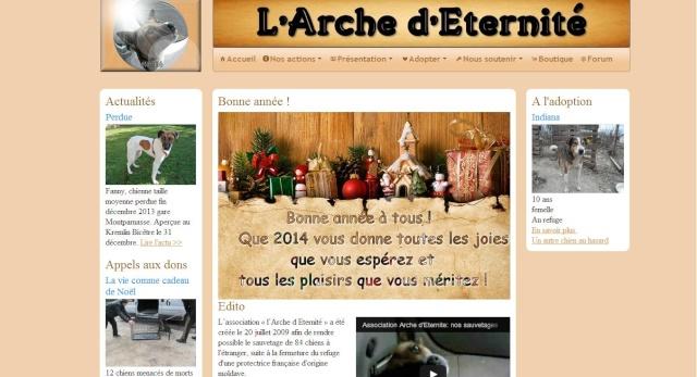 SITE INTERNET DE L'ASSOCIATION Site11