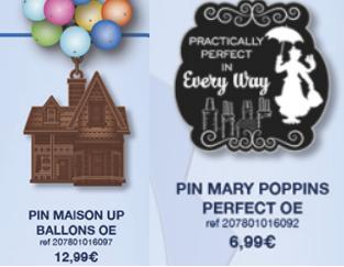 Le Pin Trading à Disneyland Paris - Page 2 2eea7910