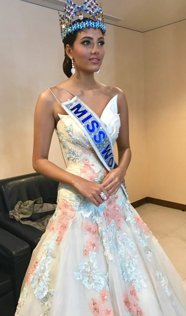 Official Thread Miss World 2016 ® Stephanie Del Valle - Puerto Rico - Page 4 17990310