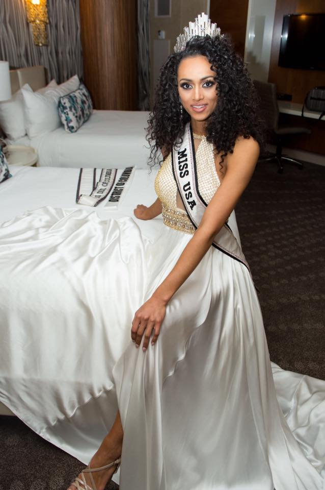 MISS USA 2017: Kara McCullough From DISTRICT OF COLUMBIA - Page 2 18447210