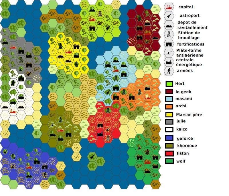 Les nouvelles du front de paravon XVI Map_to11