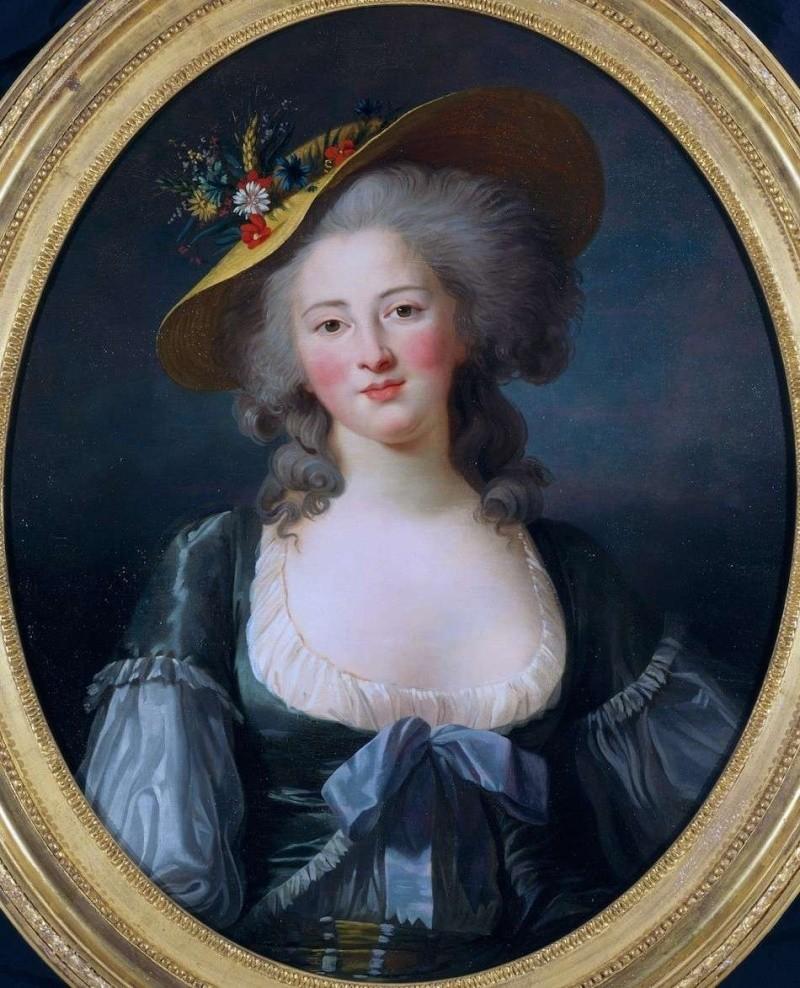 Elisabeth - Madame Élisabeth, sœur  de Louis XVI 03625110