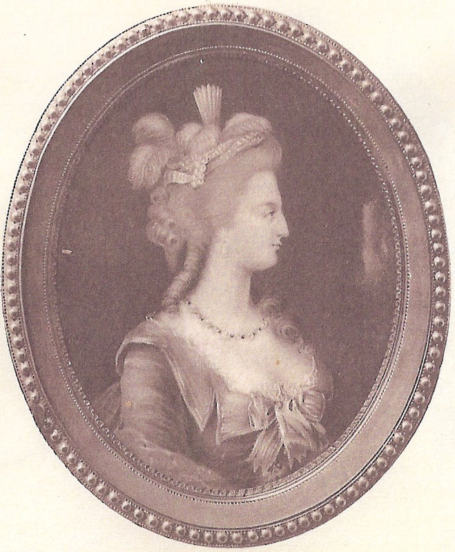 Vallayer - Marie-Antoinette, par Anne Vallayer-Coster 26324410