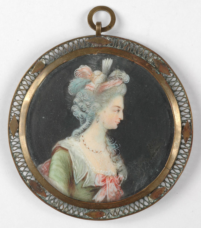 Vallayer - Marie-Antoinette, par Anne Vallayer-Coster 26324411