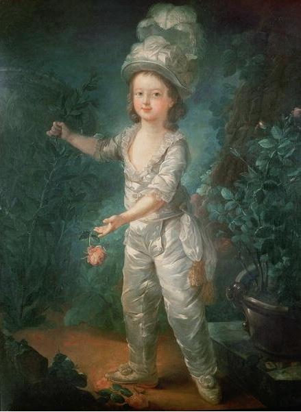 Portraits du dauphin Louis-Joseph de France Captu131