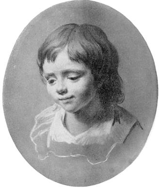 Portraits des dauphins Louis-Joseph ou Louis-Charles ? Captu136