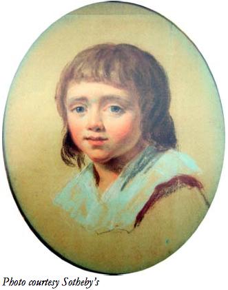 Portraits des dauphins Louis-Joseph ou Louis-Charles ? Captu137
