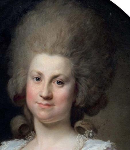 Maison et dames du Palais de la reine Marie-Antoinette Captu156