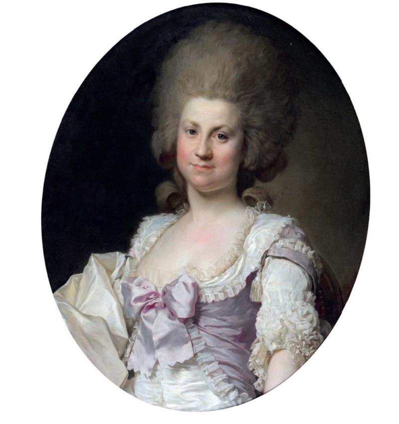 Maison et dames du Palais de la reine Marie-Antoinette Captu157