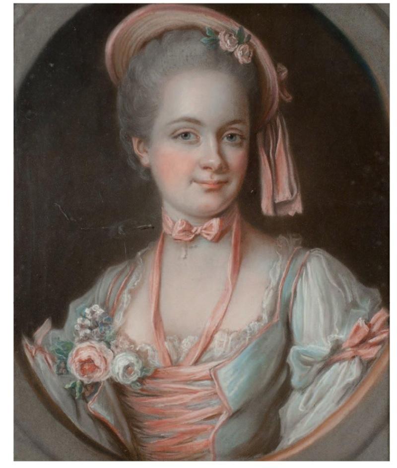 Maison et dames du Palais de la reine Marie-Antoinette Captu158