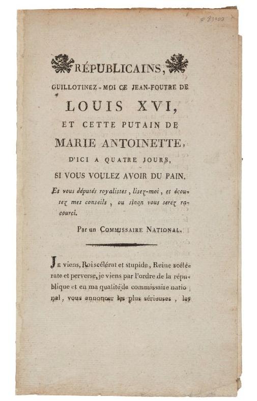 Pamphlets et libelles du XVIIIe siècle et de la Révolution - Page 2 Captu164