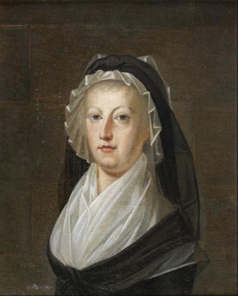 Marie-Antoinette en deuil, par Kucharsky (1793) Captur20