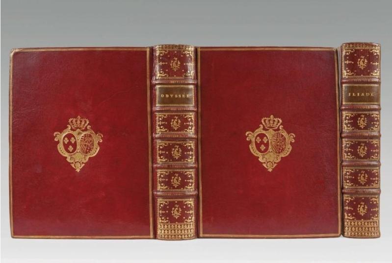 Livres de Marie-Antoinette, la bibliothèque des Tuileries Captur26