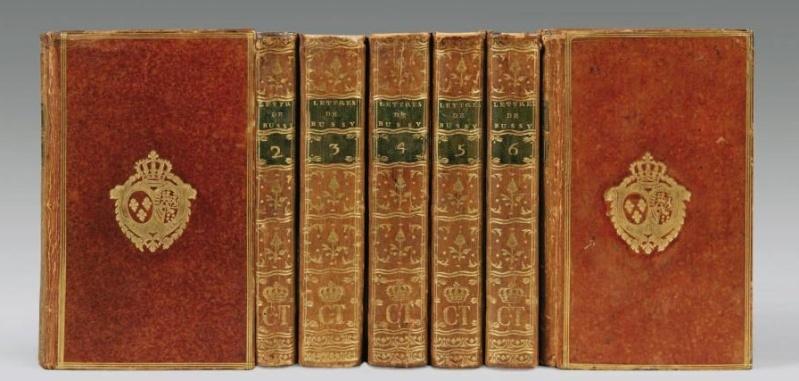 Les livres de la bibliothèque de Marie-Antoinette au Petit Trianon Captur27
