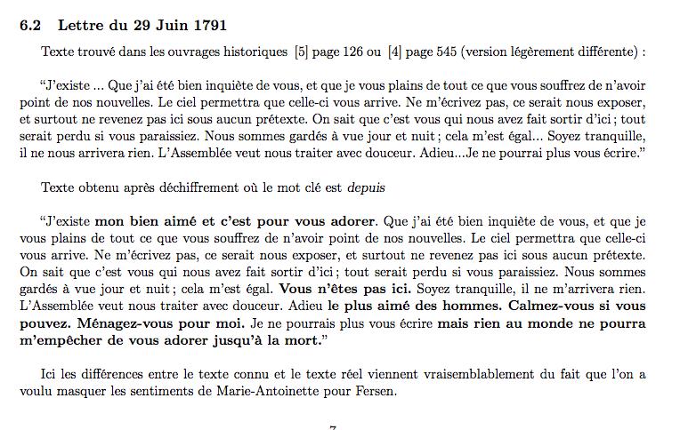 Marie-Antoinette et Fersen : un amour secret Captur27