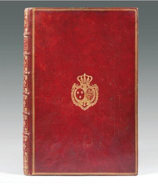 Livres de Marie-Antoinette, la bibliothèque des Tuileries Captur28
