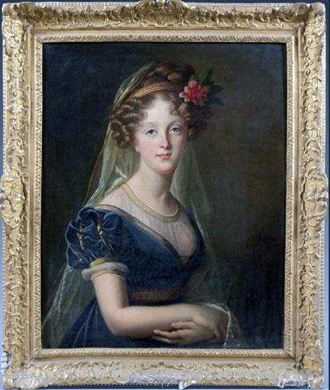 Aglaé de Polignac duchesse de Guiche - Page 2 Captur39