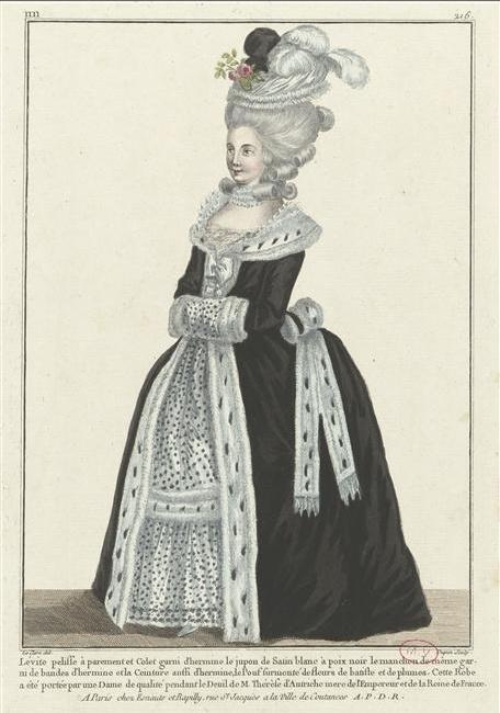 L'Impératrice Marie-Thérèse Captur53