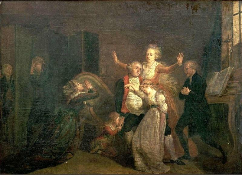 L'exécution de Louis XVI le 21 janvier 1793 Captur54