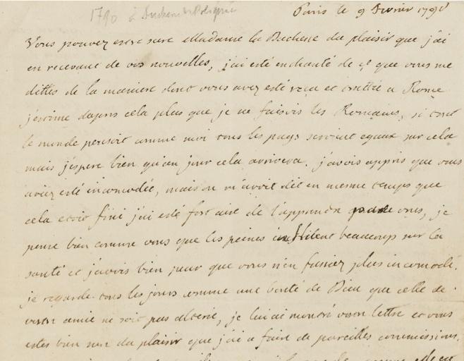 Les lettres de Marie-Antoinette à Madame de Polignac - Page 4 Captur65