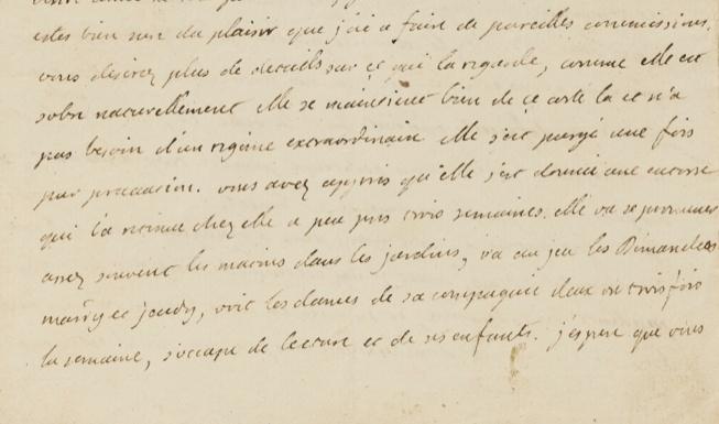 Les lettres de Marie-Antoinette à Madame de Polignac - Page 4 Captur66