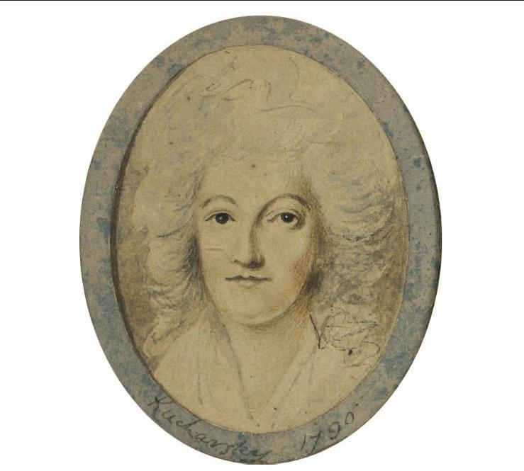 Autres portraits de Marie-Antoinette par Kucharsky Captur80