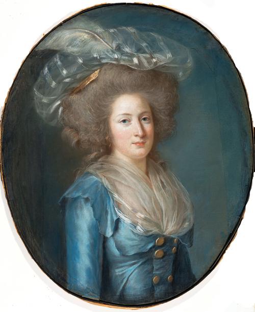 Madame Élisabeth, sœur  de Louis XVI Dp161610