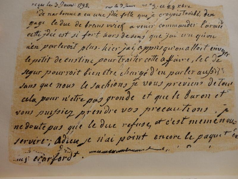 Marie-Antoinette et Fersen : un amour secret Dsc02012