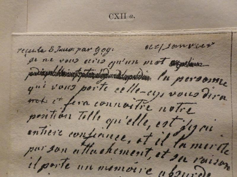 Marie-Antoinette et Fersen : un amour secret Dsc02013