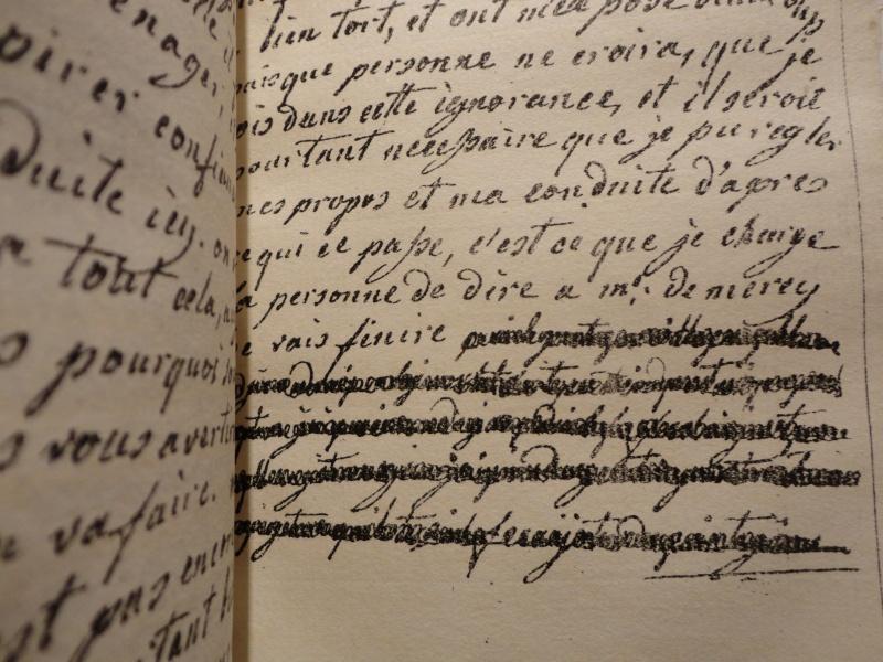 Marie-Antoinette et Fersen : un amour secret Dsc02014
