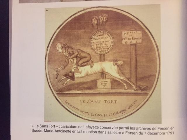 Le centaure, une créature fabuleuse à Versailles  Fullsi10