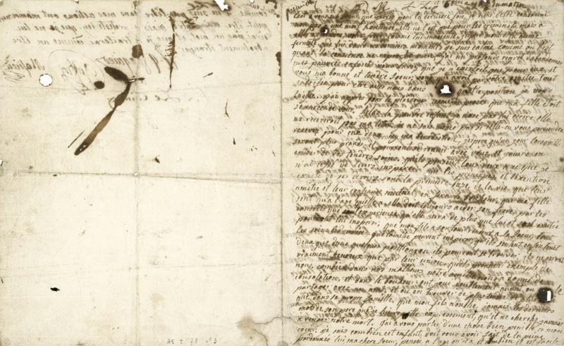 Testament / Lettre de Marie-Antoinette à Madame Elisabeth, le 16 octobre 1793 Image_10