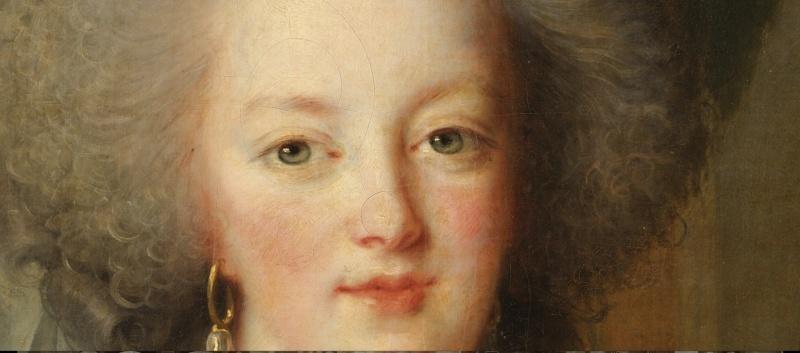 Marie-Antoinette et ses enfants, par Elisabeth Vigée Le Brun (1787) Image_12