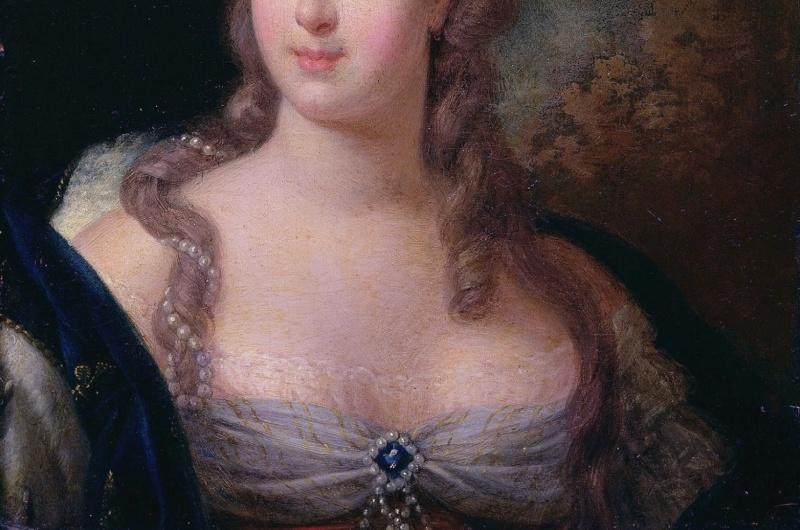 Portraits de Marie-Antoinette attribués aux Gautier Dagoty (ou d'après). Image_25