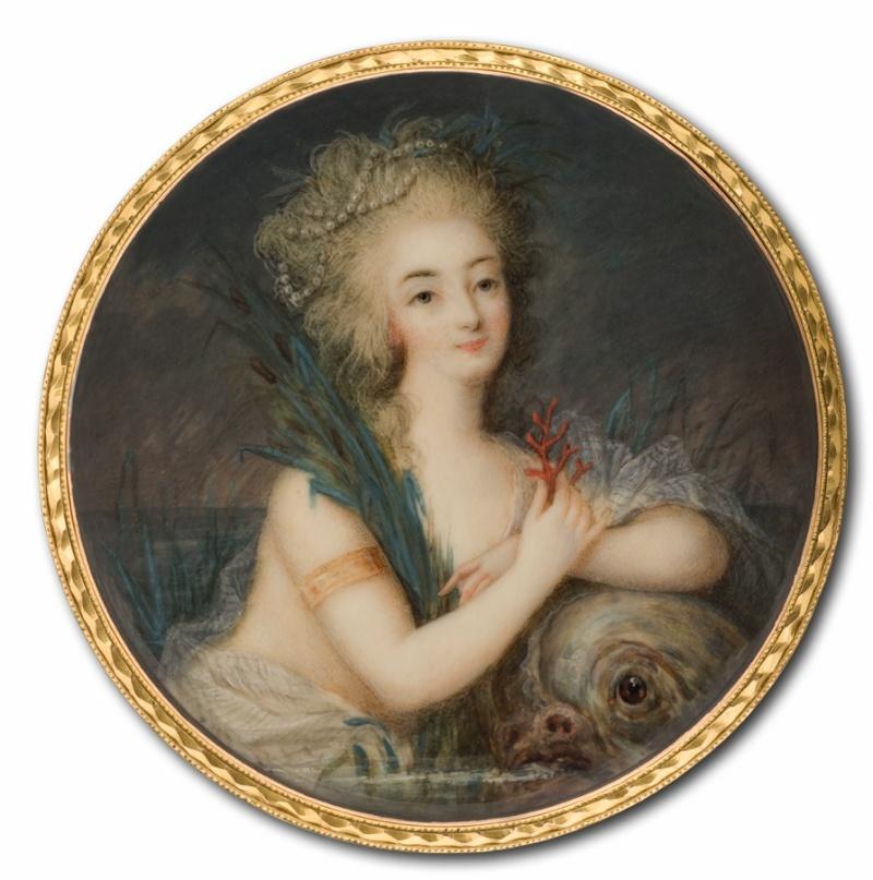 Campana - Marie-Antoinette par Ignazio-Pio-Vittoriano (Ignace-Jean-Victor) Campana Image_60