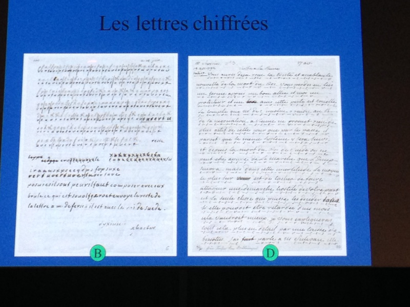 La correspondance de Marie-Antoinette et Fersen : lettres, lettres chiffrées et mots raturés Img_0217