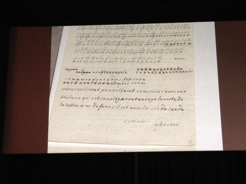 La correspondance de Marie-Antoinette et Fersen : lettres, lettres chiffrées et mots raturés Img_0220