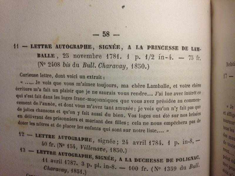 Marie-Antoinette était-elle franc-maçonne ? Img_0312