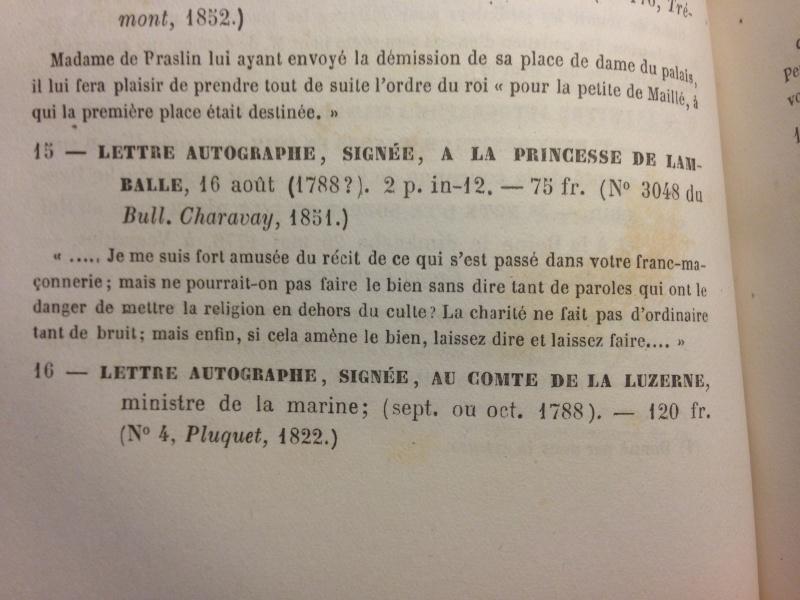 Marie-Antoinette était-elle franc-maçonne ? Img_0313