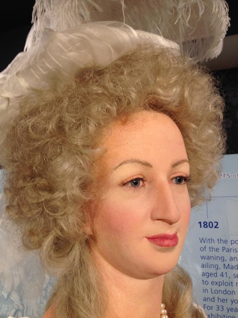 Marie Antoinette, chez Madame Tussaud Img_0413