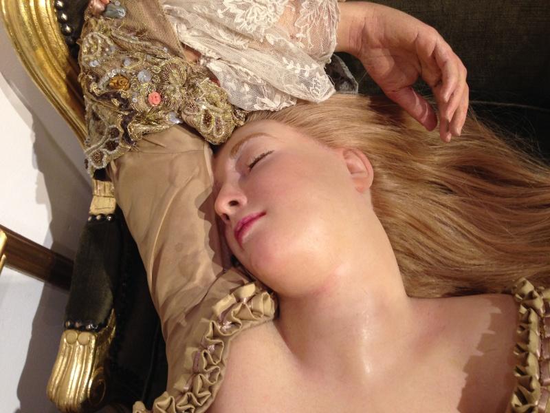 Marie Antoinette, chez Madame Tussaud Img_0419